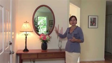 feng shui fortune foyer design the tao of dana feng shui for your entry way video youtube