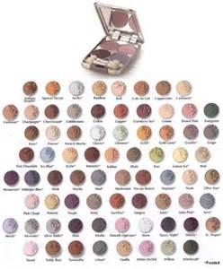 bareminerals color chart bare minerals eye makeup looks mugeek vidalondon