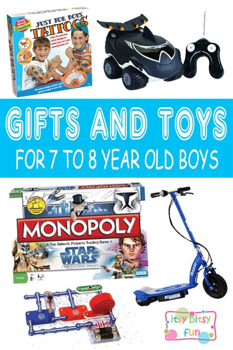 christmas gifts for 8 year old boys christmas decore