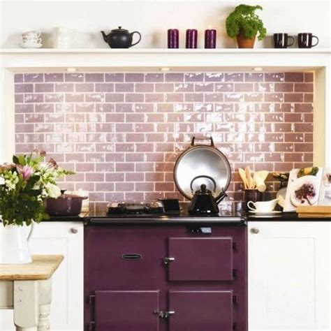 purple kitchen backsplash the world s catalog of ideas