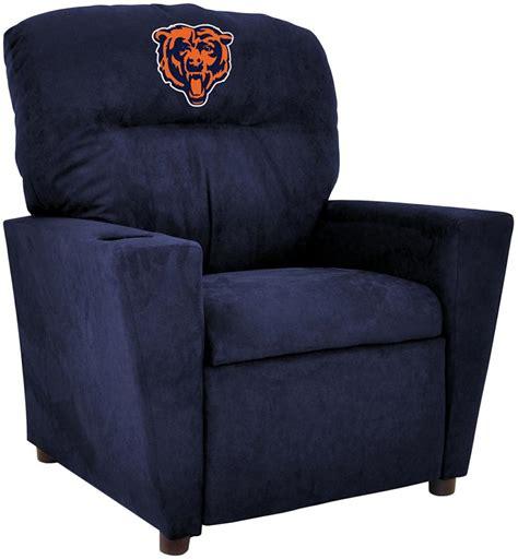 chicago bears recliner chicago bears kids recliner