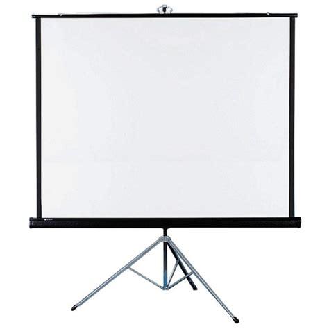 Layar Proyektor Tripod 60 Projector Tripod Screen tents projection screen
