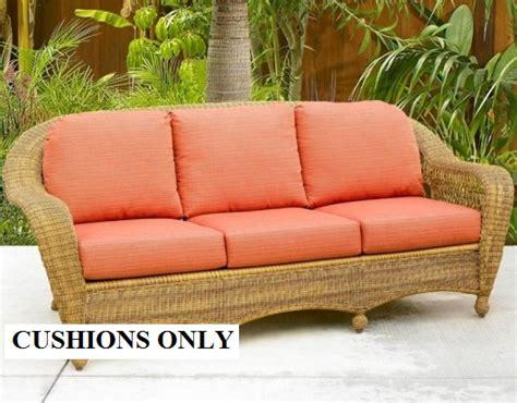 wicker cushions patio furniture cushions