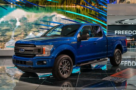 2018 ford f150 technology package 2018 ford f 150 adopts duty looks 10 speed automatics