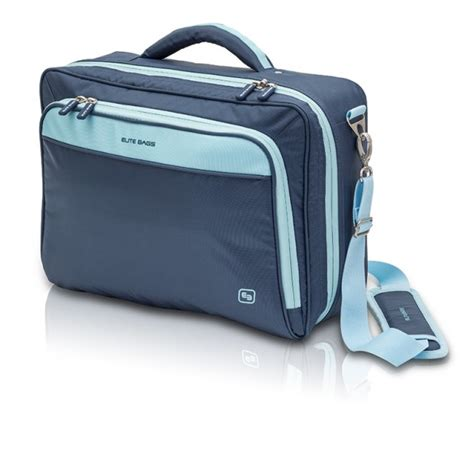 elite home care bag blue