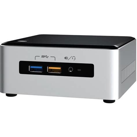 Mini Pc Intel Nuc Kit Nuc6i5syh Sw1 I5 Skyle intel nuc6i5syh mini pc nuc kit boxnuc6i5syh b h photo