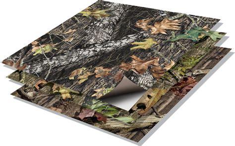 camo wrapped mossy oak graphics