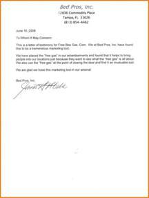 how to write a testimonial template testimonial letter template letter template 2017