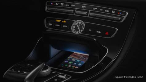 mercedes benz wireless charging aircharge