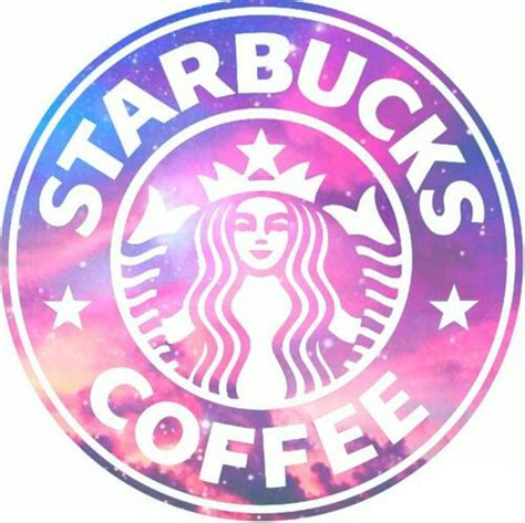 Galaxy Starbucks logo   Food/desserts (mostly desserts)   Pinterest   Galaxies, Starbucks logo