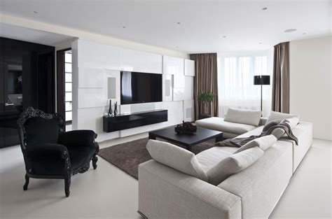 Living Space, Apartment in Zelenograd, Russia by Alexandra Fedorova