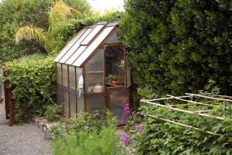small greenhouses for backyard greenhouse made out of clear plastic panels from menards