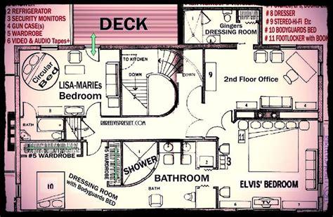 floor plan of graceland upstairs layout map of graceland elvis never left