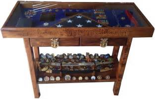 Shadow Box Coffee Table Plans by Custom Items Podiums And More