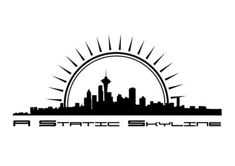 Delwyn Print Static X Logo Rock Band Size S To L a static skyline logo by crimecontrol on deviantart