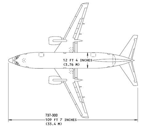 boeing 737 300 plan si鑒es boeing 737 300 z wingletami czy to mozliwe