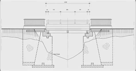 gambar desain jembatan gambar jembatan bentang 6 meter home design and ideas