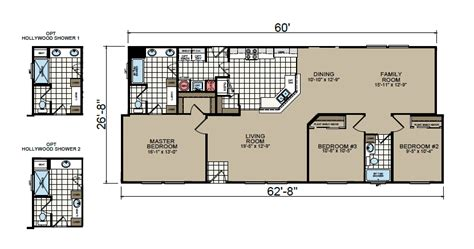 american west homes floor plans redman homes american freedom series american west