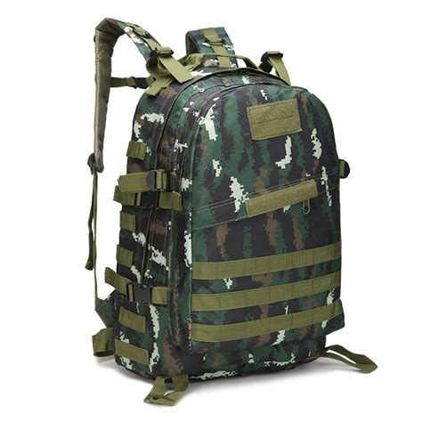 The Assault Army Backpack Ransel Ravre 40l molle backpack waterproof assault backpack 3p attack backpack army patrol
