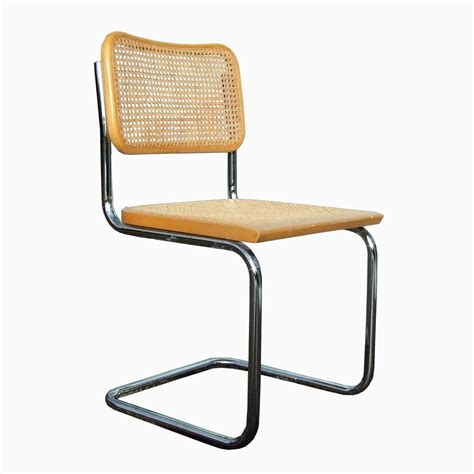 bauhaus cesca chair by marcel breuer 1970s for sale at pamono