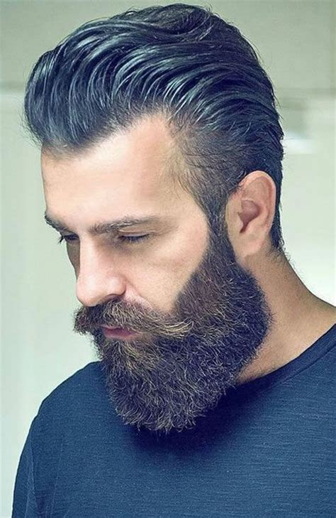 best hair styles to compliment a beard 25 best ideas about pompadour hairstyle on pinterest