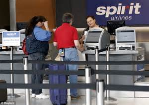 spirit airlines check in spirit airlines attacked for gouging passengers with