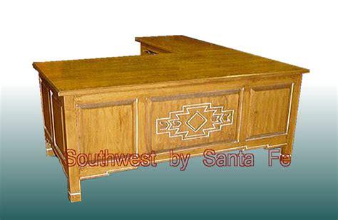southwest office furniture navajo southwestern executive office desks