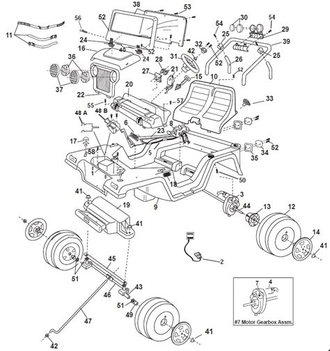 jeep wrangler engine wiring for 2000 jeep wirning diagrams