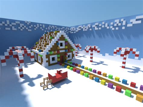 minecraft christmas house gingerbread house merry christmas erbody gingerbread house and minecraft ideas