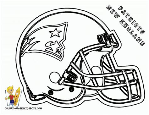 new patriots coloring page coloring home