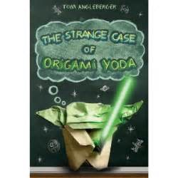 The Strange Of Origami Yoda Age Appropriate
