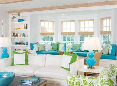 Summer Interior | fantastic summer house interior design by lynn morgan