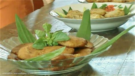 aneka contoh produk makanan  olahan serealia  umbi