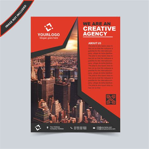 Company Event Flyer Templates