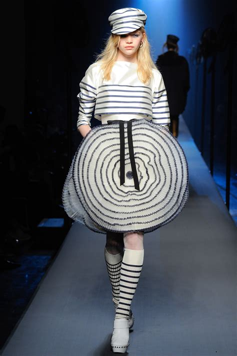 Who Wore Jean Paul Gaultier Better by Jean Paul Gaultier Fall 2015 Couture Review Vogue