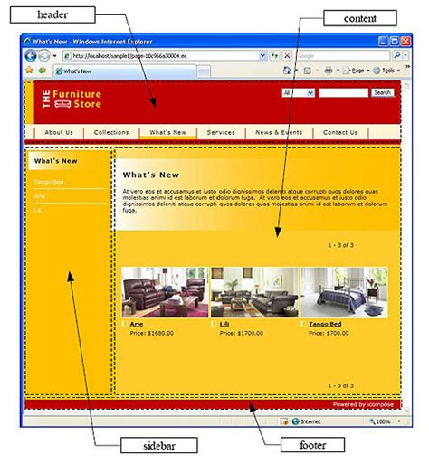 definition layout page how it works