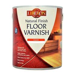 liberon finish floor varnish 163 12 66