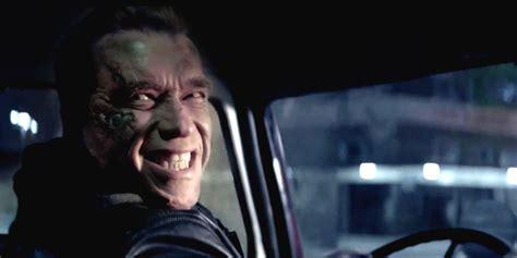 Terminator Meme - terminator genisys smile blank template imgflip