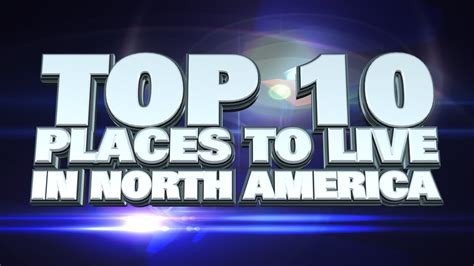 8 Places Where Id To Live by 10 Best Places To Live In America 2014