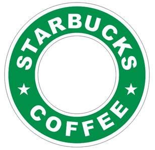 tutorial logo starbucks coreldraw tutorial coreldraw desain logo grafis corporate identity