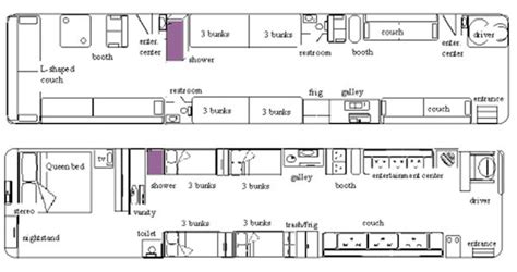 tour bus floor plan www pixshark com images galleries bus layout tour buses pinterest medium buses and layout