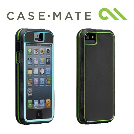 most rugged iphone 5s mate tough xtreme for iphone 5 5s charcoal lime pool blue mobilezap australia