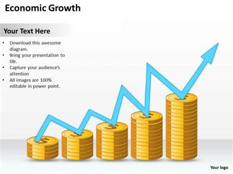 Business Powerpoint Template Economic Growth Ppt Templates Economics Ppt Templates Free