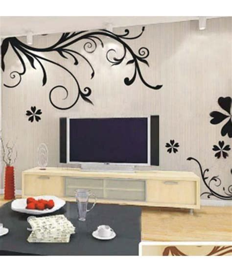 Wall Sticker Ay9006 60x90 stickerskart wall stickers wall decals bedroom design 7043 60x90 cms buy stickerskart