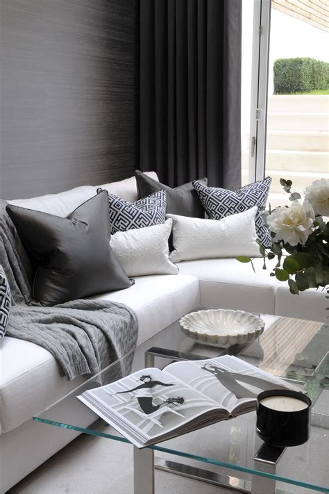 living room cushions uk th2 designs 169 this corner sofa is adorned beautifully with