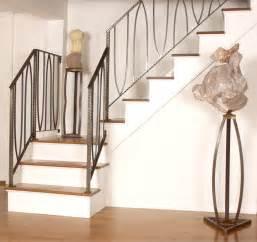 Custom Stair Railing Crafted Anahata Stair Railing By Eric David Laxman