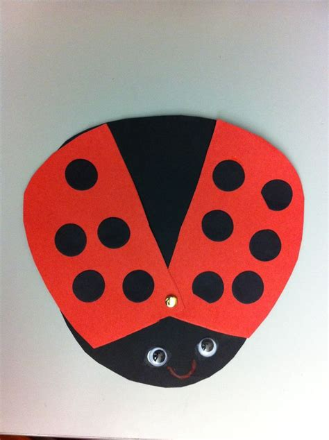 ladybug craft projects ladybug craft preschool crafts storytime