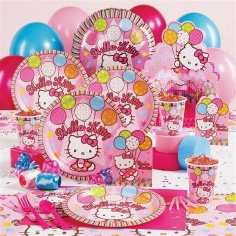 hello kitty party themes 10 unique first birthday party themes for baby girl 1st