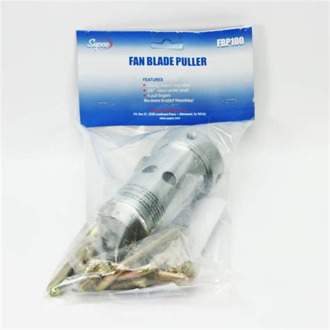 hvac condenser fan blades fbp100 hvac condenser blower fan blade puller tool kit