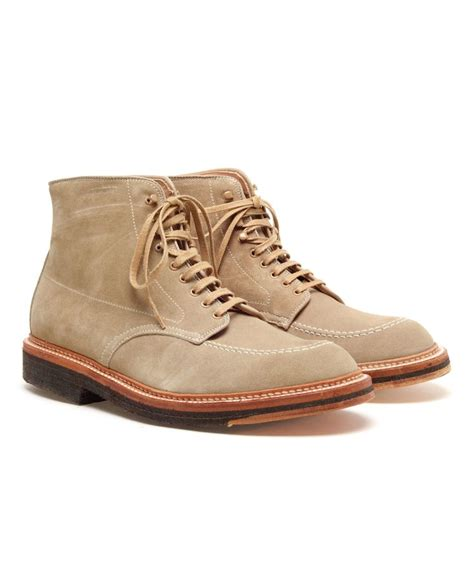 alden indy suede desert boots beige fashion